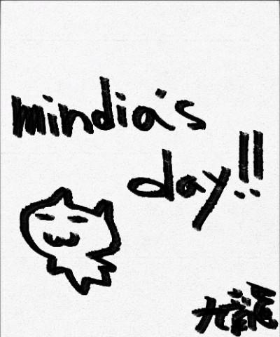 mindia'sday